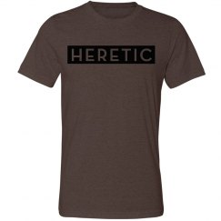 Heretic Unisex/Men's Basic