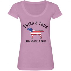 Tried & True Lab Women's Tee 2