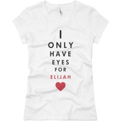 Eyes for Elijah