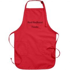 Real Redhead Foodie