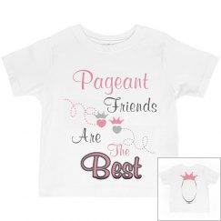 Pagentt friends signature tee