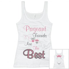 Pageant Friends Signature tees