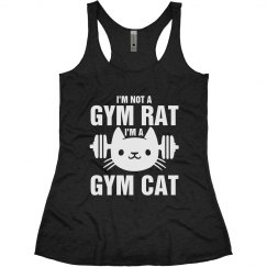 I'm A Gym Cat