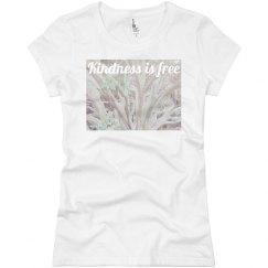 Kindness is free Tree