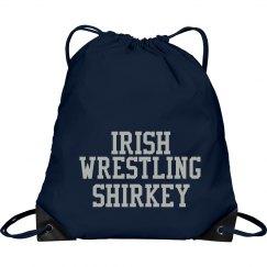 Irish Wrestling Mesh Bag
