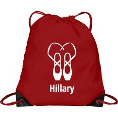 Hillary Ballet Bag