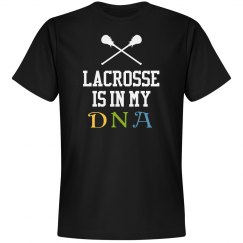 Lacrosse is in my DNA