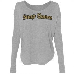 Queen Long Sleeve Shirt
