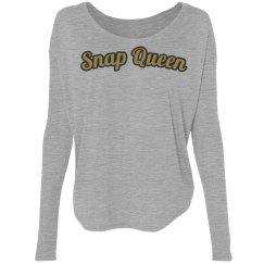 Queen Long Sleeve Shirt
