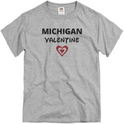Michigan valentine
