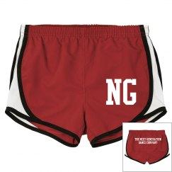 NG Female shorts