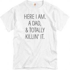 Funny Dads Killlin It