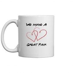 we make great pair