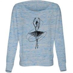 Dance Flowy Shirt