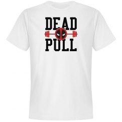 deadpool, weight training top