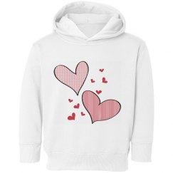 Love Hearts Hoodie
