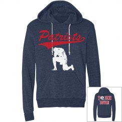 TD hoodie