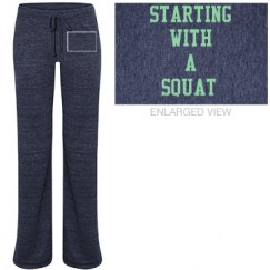 Starting With A Squat