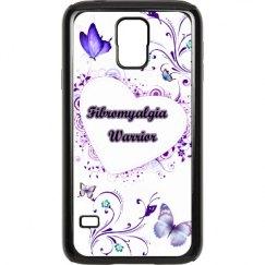 Fibromyalgia Galaxy S5 rubber