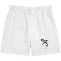 Shark Boxer Shorts