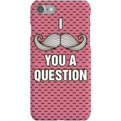 Mustache A Question Case