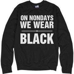 Mondays Black