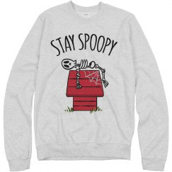 Stay Spoopy Sweatshirt