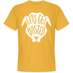Get Basted Thanksgiving T