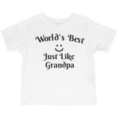 World's best like grandpa