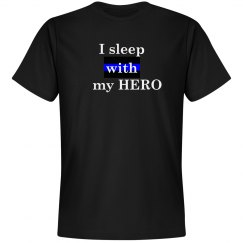 I sleep with my Hero