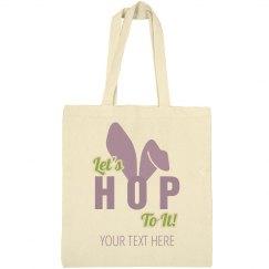 Hop To It Bunny Egg Hunt