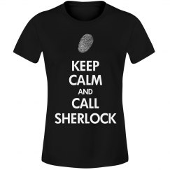 Keep Calm, Call Sherlock