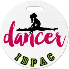 Dancer Bag Tag