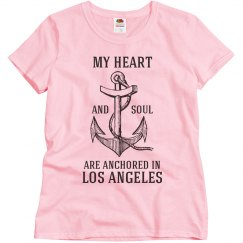 Anchored in Los Angeles