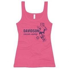 Davidson Soccer Camp