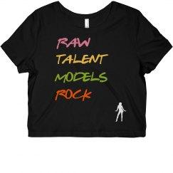 RAW TALENT MODELS ROCK