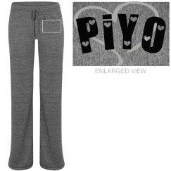 Love PiYo Workout Pants