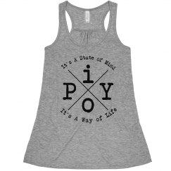 PiYo It's A State of Mind Tank Top