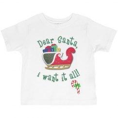 Dear Santa Tee