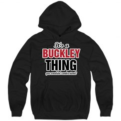 It's a Buckley thing