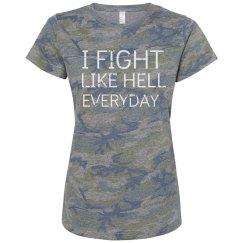 Fight like hell
