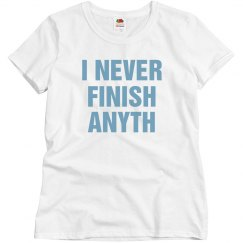 Finish Anyth