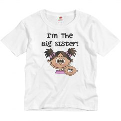 Big Sister (Brunette/Tan)