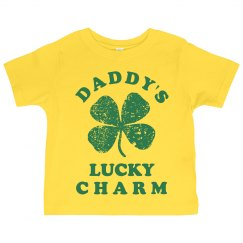 Daddy's Lucky Charm St Patricks