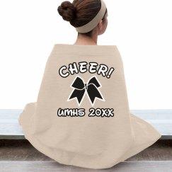 Cheer Bow Warmer