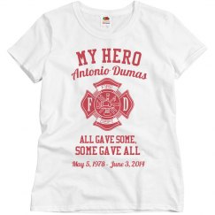 Memorial Firefighter