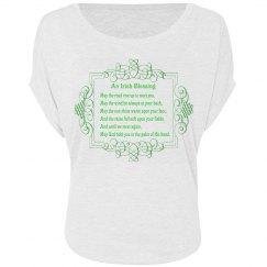 Irish Blessing Shirt
