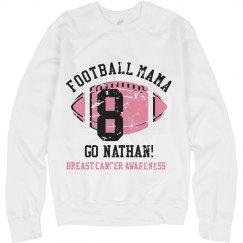 Breast Cancer Football