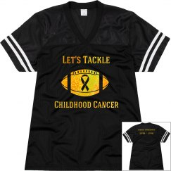 Tackle Childhood Cancer