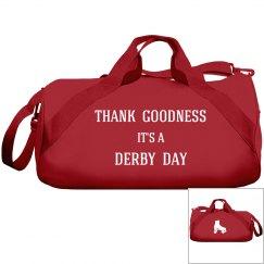 It's a derby day